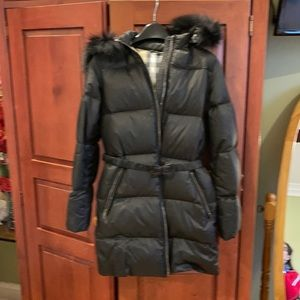 Authentic Girls Burberry Down Jacket